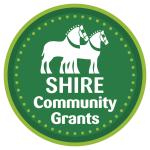 SHIRE Community Grants Logo 1