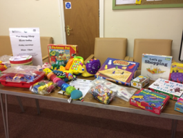 Pre-school Learning Alliance Toy Swap Shop